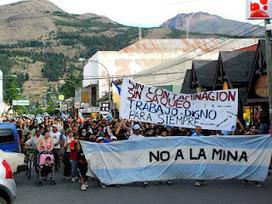 Argentina / SITRAED - Seccional Esquel: Manifiesto a favor de la vida. | MOVUS | Scoop.it