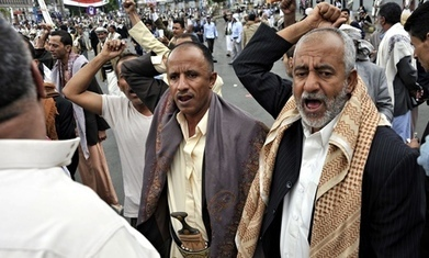 Yemen is being reshaped by rebellion and intrigue   Brian Whitaker   Middle East and North Africa: the challenges of transformation   Scoop.it