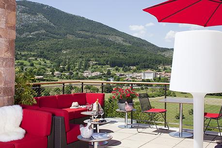 A la découverte de l'Hôtel & Spa des Gorges du Verdon et de ses bonnes adresses… - Tables & Auberges de France   Actualité du monde de la gastronomie   Scoop.it