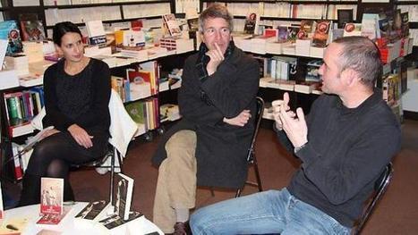 Éric Vuillard à la rencontre de ses lecteurs - Ouest-France   Eric Vuillard   Scoop.it