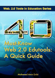 Kleinspiration: The Best E-Book Yet: 40Must-know Web 2.0 Edutools | Nur | Scoop.it