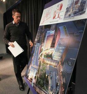 Winnipeg law firm to be anchor tenant at True North Square | Winnipeg Market Update | Scoop.it
