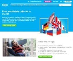 Skype – Free Voice,Video Calls For 30 Days Trial - AntiVirus Softwares | Antivirus Softwraes | Scoop.it