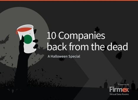 10 Companies Back From the Dead | Fail to succeed | Scoop.it
