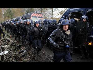Notre-Dame-des-Landes. Un dispositif policier très coûteux et inefficace ... | jocegaly | Scoop.it