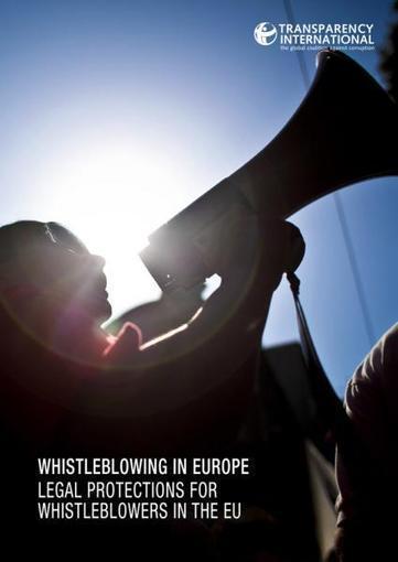 Union Européenne : la grande misère des lanceurs d'alerte   Bakchich   Union Européenne, une construction dans la tourmente   Scoop.it