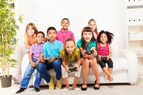 How Gaming Impacts Childrens' Academic Achievements | Tablet opetuksessa | Scoop.it
