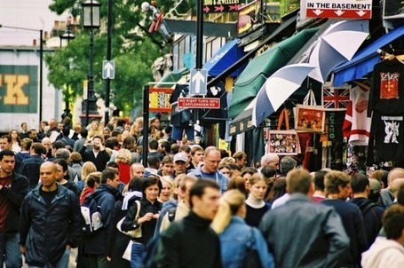 How Walkable Streets can Boost the Economy | Geography Education | Scoop.it