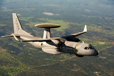 Airbus Military presenta el avión C295W con un rendimiento superior - Airbus Military | Tecnología Avanzada | Scoop.it