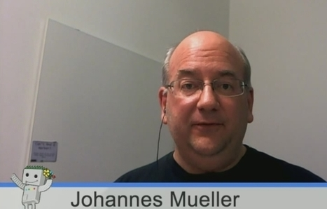 Interview exclusive de John Mueller de Google | SEO et visibilité web | Scoop.it