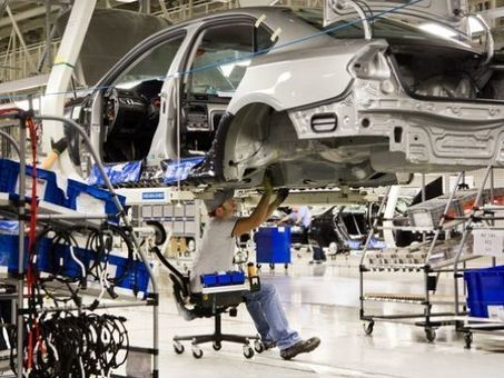 Tennessee tops rankings for automotive manufacturing | Manufacturing In the USA Today | Scoop.it