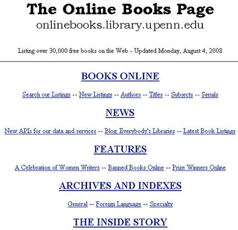 20 Best Websites To Download Free EBooks   An Eye on New Media   Scoop.it