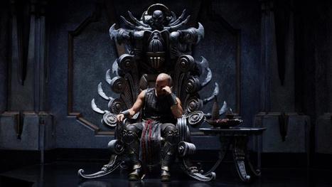 Riddick director explains how the Necromonger King gets dethroned | Flash Science News | Scoop.it