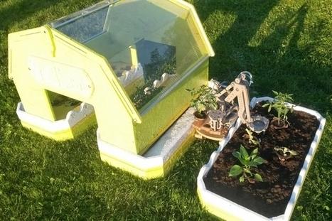 Bot2Karot : un robot jardinier inventé par un français de 14 ans et récompensé par Google   Coopération, libre et innovation sociale ouverte   Scoop.it