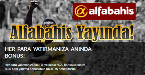 Alfabahis Yayında! | Casino | Scoop.it