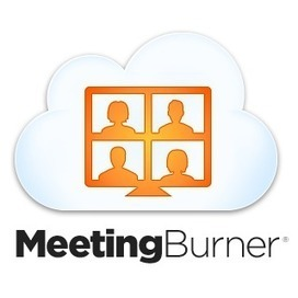 MeetingBurner - Fast and free online meetings and webinars | Tools Of The Trade: Open Source & Free! | Scoop.it
