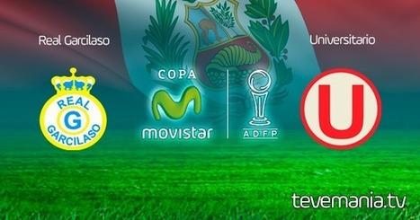 Real Garcilaso vs Universitario en Vivo - Torneo Apertura | Television en Vivo - Futbol en Vivo - TV por Internet | Scoop.it