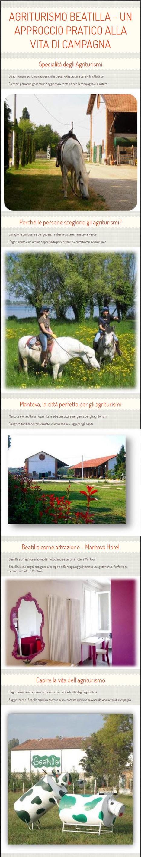 AgriturismoBeatilla - Unapprocciopraticoalla vita di campagna -www.agriturismobeatilla.it | Agriturismo beatilla | Scoop.it