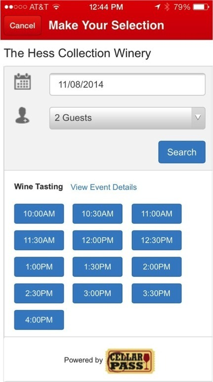 Yelp Official Blog: Treat Yo Self! Yelp Platform Adds Hotel and Winery Bookings | Recherche locale | Scoop.it