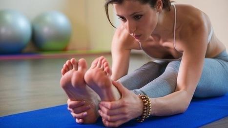 Yoga per rilassarsi: 5 posizioni avanzate - GreenStyle | Lo Yoga spiegato a mia nonna | Scoop.it