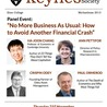 No More Business As Usual: How to Avoid Another Financial Crash