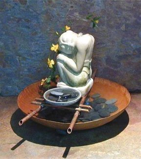 Exalted Fountains   Spring Rain Table Fountain   Indoor Fountains In All Sizes   Scoop.it