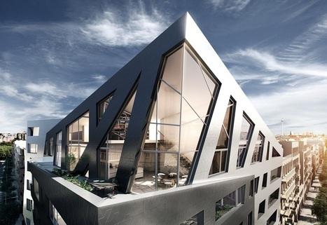 Et si on purifiait l'air grâce aux immeubles ? | Ambiances, Architectures, Urbanités | Scoop.it