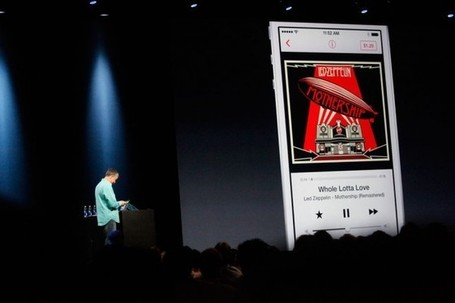 Apple Dials in iTunes Radio, a New Streaming Music Service | Digital Radio | Scoop.it