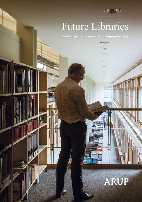 Arup | Publications | Future Libraries | Professional development for Library Staff | Scoop.it
