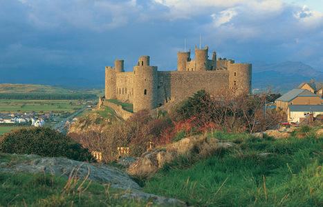Castell Harlech | Hanes Cymru | Scoop.it