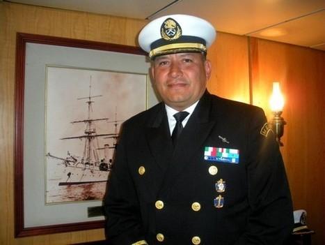 Cuauhtémoc, la bise du commandant   Grand-Rouen   Mes reportages   Scoop.it