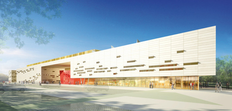 Chabanne & Partenaires conçoit le pôle des formations de santé à Caen - Projets - Le Moniteur.fr   Rendons visibles l'architecture et les architectes   Scoop.it