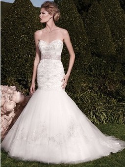 Casablanca Bridal 2138 | Bridal Fashions | Scoop.it