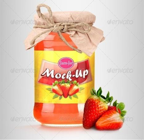 21+ Top Jar PSD Mockup Templates | Templates | Scoop.it