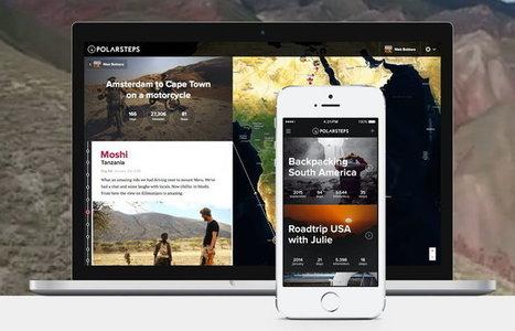 Polarsteps, registra la ruta de tus viajes en forma automática, incluyendo historias y fotografías | GeeksRoom | Geeky Tech-Curating | Scoop.it