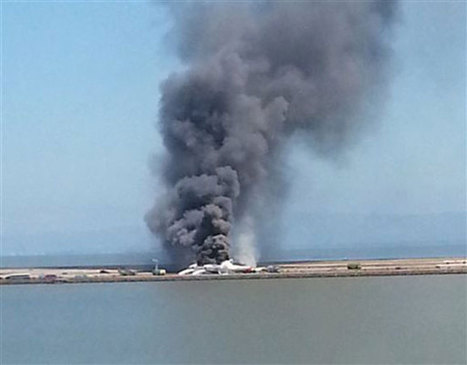 National Transportation Safety Board to investigate San Francisco Crash - Johnson City Press (subscription) | Logistics | Scoop.it