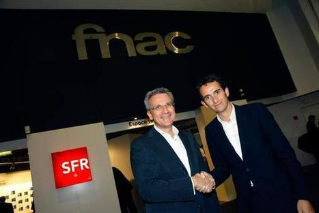 Le «Kobo By Fnac» bientôt dans les boutiques SFR   ACTU DES EBOOKS   Scoop.it