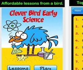 7 Excellent Science Apps for Elementary Students ~ Educational Technology and Mobile Learning   The DigiTeacher   Scoop.it