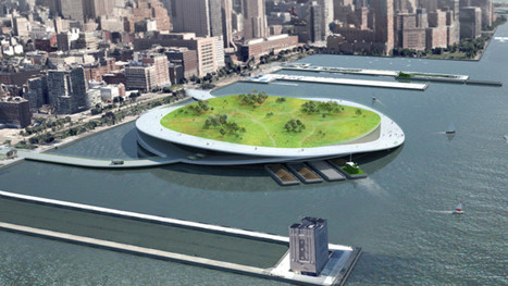 These Compost Islands Would Turn NYC's Garbage Into Gold | Tech innovation | Scoop.it