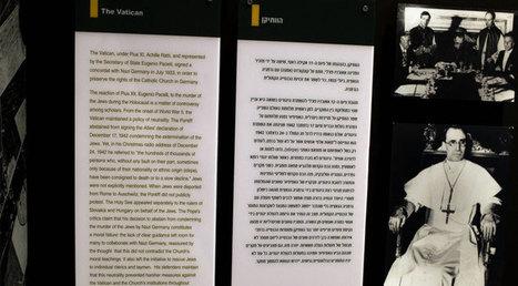 Papa Francisco deverá revelar os arquivos do Vaticano sobre o 'Papa de Hitler' | Papa Francisco I | Scoop.it