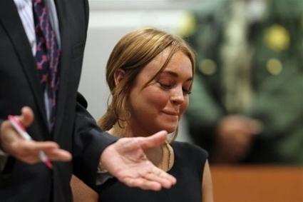 Moeilijke rechtzaak voor Lindsay Lohan - De Gelderlander | rechtsstaat Jeffrey | Scoop.it