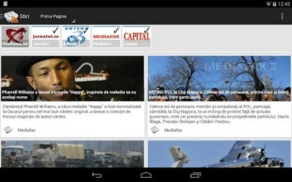 Știri & Bloguri Beta - Android Apps on Google Play | Nisi's blog | Scoop.it
