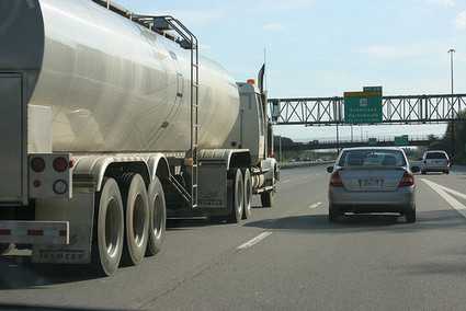 Commercial Trucking Small Business: How it's Changing in 2013 | Small Business Funding | Scoop.it