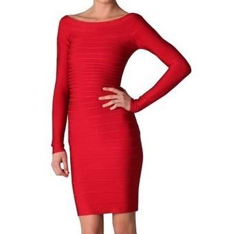 For cheap Herve Leger Candice Off-The-Shoulder Bandage Dress Red! | Sale Red Bottom Heels | Scoop.it