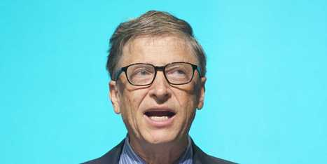 Bill Gates Says People Are Way Too Pessimistic About The World | MOVIES VIDEOS & PICS | Scoop.it