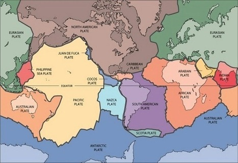 From Drip to Glide: How Plate Tectonics Started   science   Scoop.it