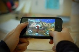 [Infographic] Free-to-play mobile gaming is booming worldwide | Social media culture | Scoop.it