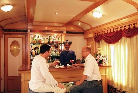 A Brief Overview of the Deccan Odyssey Train Facilities - | Palace On Wheels, the first luxury train of India | Scoop.it