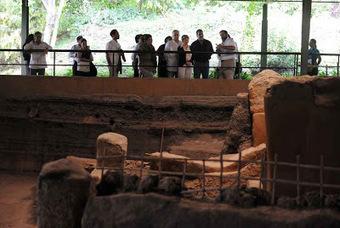 El Salvador's 'Pompeii' in need of help, UNESCO chief visits | The Archaeology News Network | Kiosque du monde : Amériques | Scoop.it