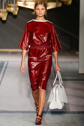 Tod's Spring 2014 Ready-to-Wear Collection | CHICS & FASHION | Scoop.it